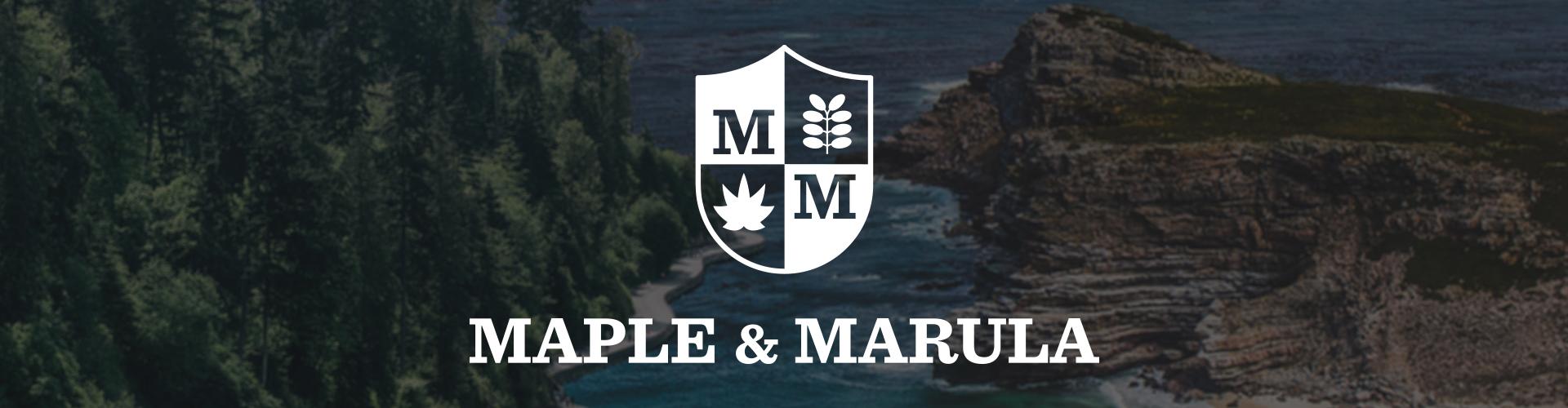 Maple and Marula